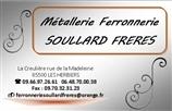 Soullard Frères - ferronnerie, metallerie - CHOLET 49300